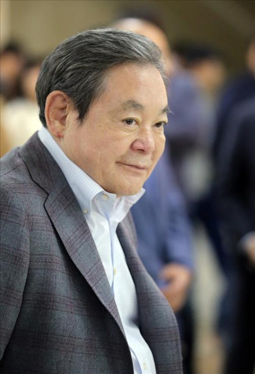 Ty phu Lee Kun Hee – cha de cua Samsung.
